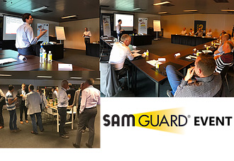 SAM GUARD Event in The Netherlands