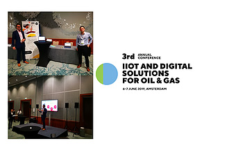 IIoT and Digital Solutions for Oil & Gas, Amsterdam