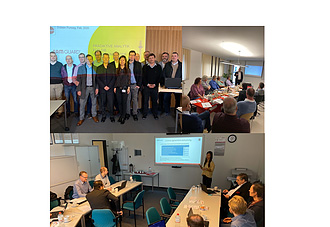 SAM GUARD Sales Training in Germany