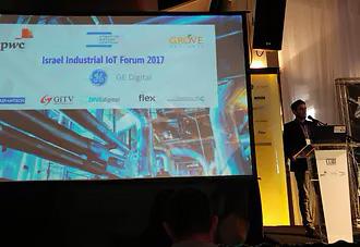Israel Industrial IoT