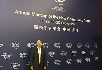 Precognize Awarded Tech Pioneer by World Economic Forum