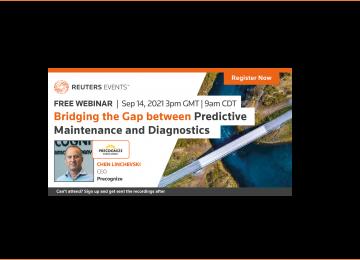WEBINAR: Bridging the Gap between Predictive Maintenance and Diagnostics