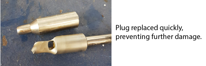 valve failure petrochemical plant use case